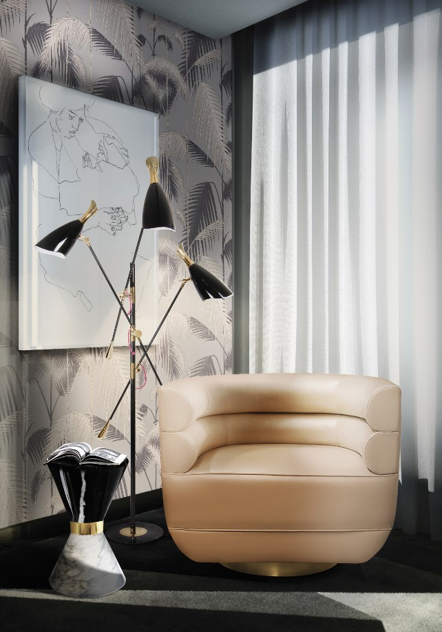 Mid Century Floor And Suspension Lamps You'll See At Equip Hotel! mid century floor and suspension lamps Mid Century Floor And Suspension Lamps You'll See At Equip Hotel! duke floor ambience 07 HR