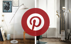 white floor lamps What Is Hot On Pinterest: White Floor Lamps! foto capa cl  240x150