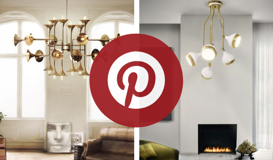 gold suspension lamps What is Hot on Pinterest: Gold Suspension Lamps and Where to Get Them! foto capa cl 2