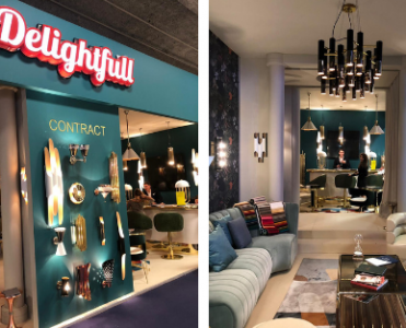 Contemporary Lighting You Have to See (And Get!) at Equip Hotel 2018!