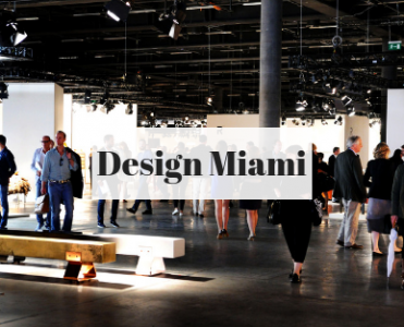 Design Miami 2018's Countdown: 3, 2 ... !