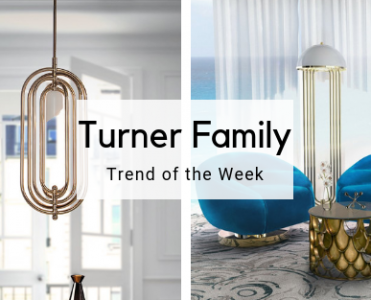 Trend of The Week: Turn Turner Lamp as Many Times as You Want!