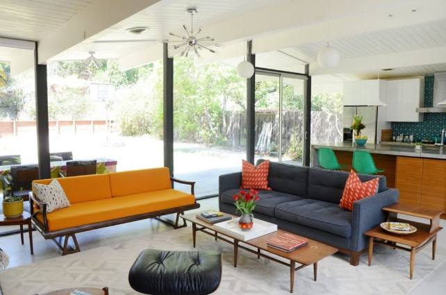 A Mid Century Modern House In California You Have To See! mid century modern house A Mid Century Modern House In California You Have To See! 4 2