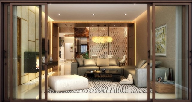 inspiring modern living room decoration Inspiring Modern Living Room Decoration You'll Fall For! 5 1