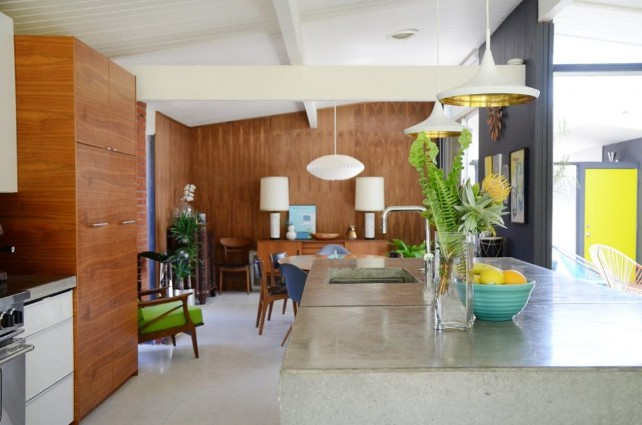A Mid Century Modern House In California You Have To See! mid century modern house A Mid Century Modern House In California You Have To See! 6 1