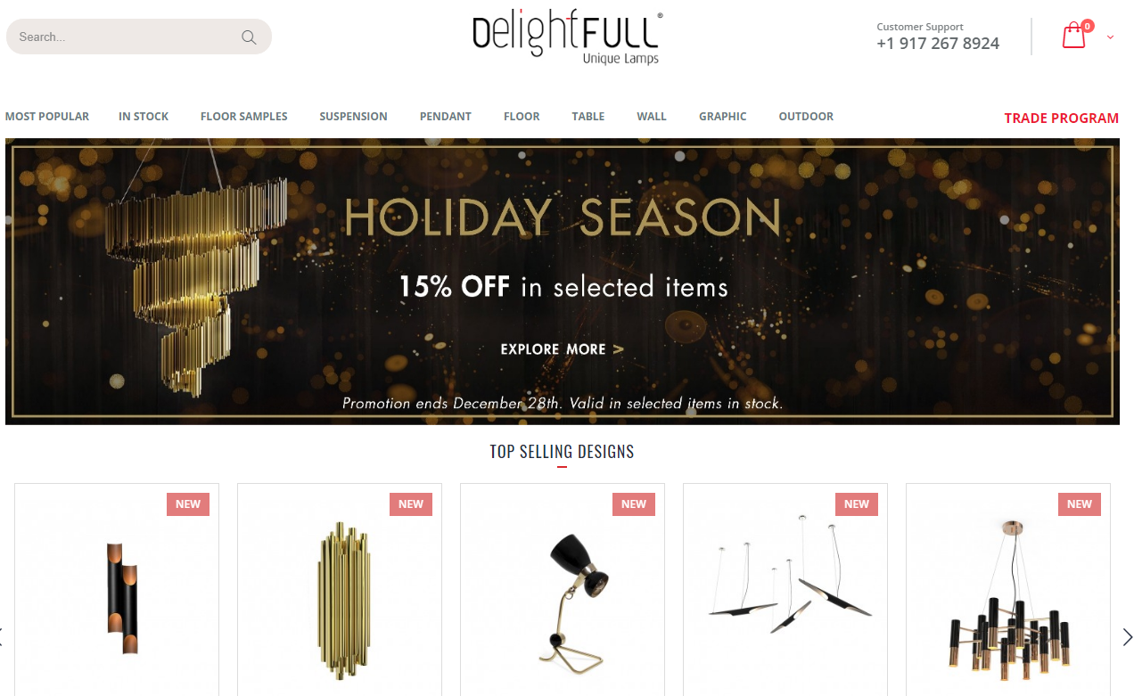online lighting stores Top 5 Online Lighting Stores For Luxurious Lighting Pieces! Top 5 Online Lighting Stores For Luxurious Lighting Pieces 1