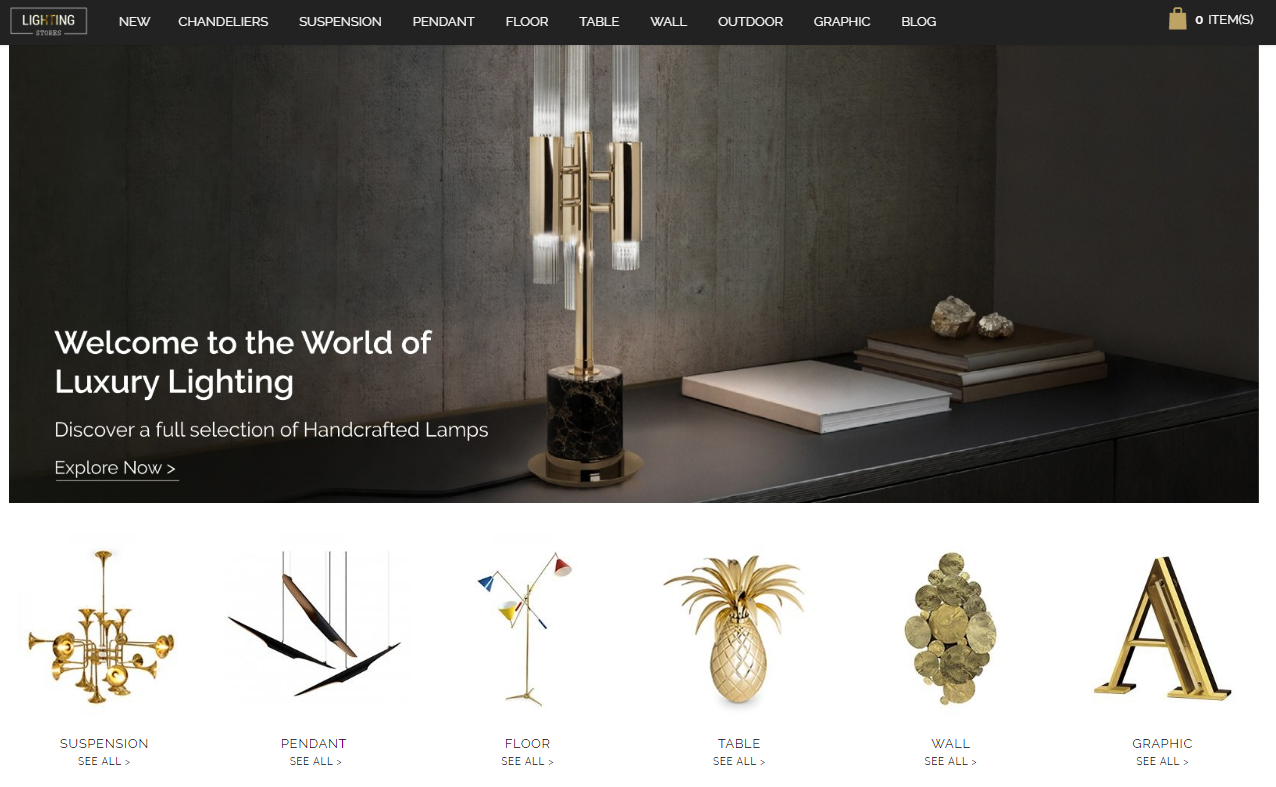online lighting stores Top 5 Online Lighting Stores For Luxurious Lighting Pieces! Top 5 Online Lighting Stores For Luxurious Lighting Pieces 2