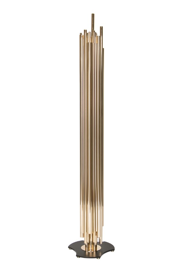 mid century floor lamps Open Floor Plan: See the best Mid Century Floor Lamps! brubeck floor detail 01 HR