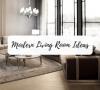 inspiring modern living room decoration Inspiring Modern Living Room Decoration You'll Fall For! foto capa cl  100x90