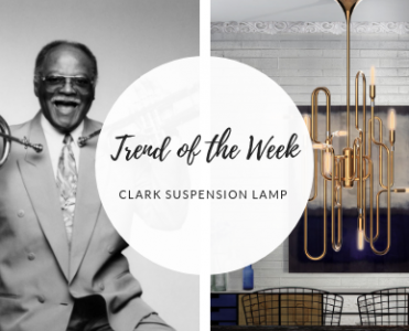Trend of The Week: A Special Anniversary Enlightened by A Unique Mid Century Lamp!