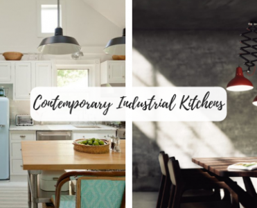 How To Put Together The Perfect Contemporary Industrial Kitchen!