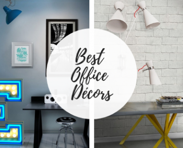 Home Design Ideas: Office Décors You'll Die For!