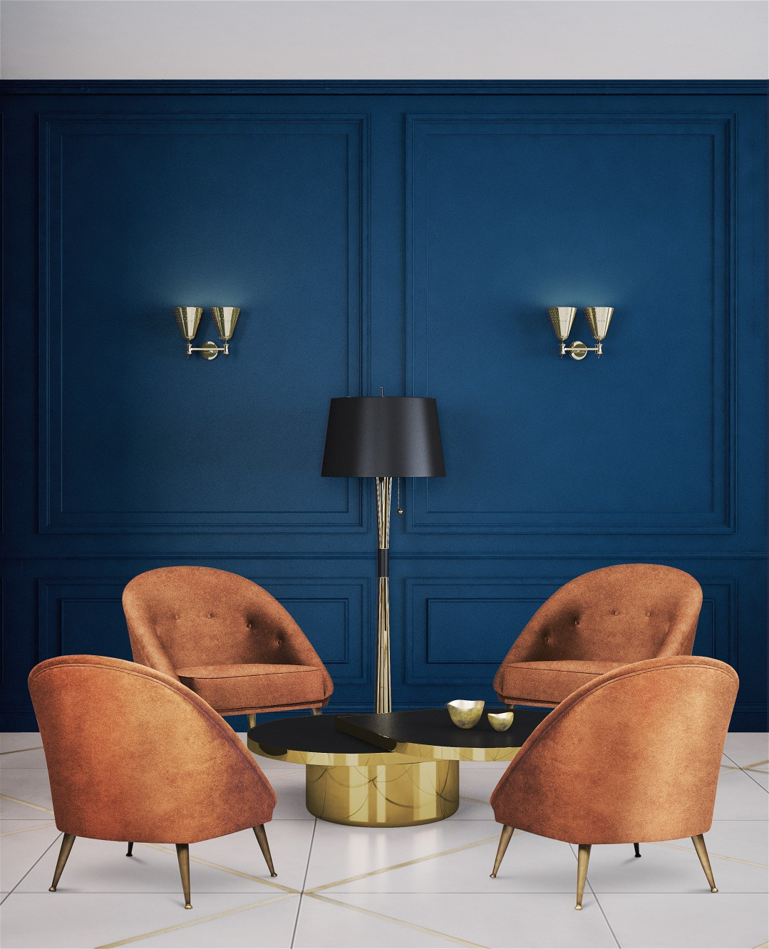 contemporary floor lamps contemporary floor lamps Contemporary Floor Lamps That Will Be Brightening Maison et Objet! Contemporary Floor Lamps That Will Be brightening Maison et Objet 3