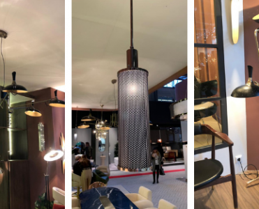 New Lighting Pieces That Are Delighting Maison et Objet 2019!