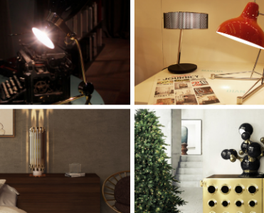 Table Lamps That Celebrate This Lighting Brand's Legacy!