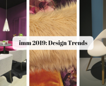 Trend of The Week ... And Trends of The Year Presented at IMM Cologne!
