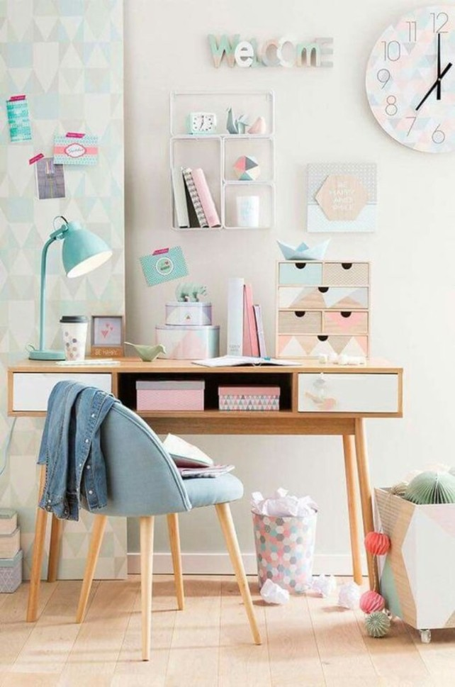 contemporary lighting What is Hot on Pinterest: Contemporary Lighting and Pastel Colors Décor! 9