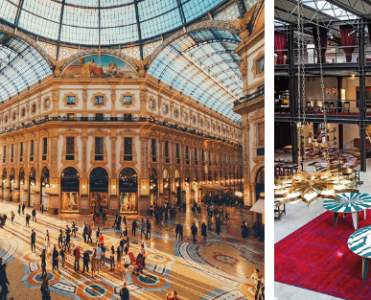 Visit The Best Interior Design Showrooms In Milan With Us!