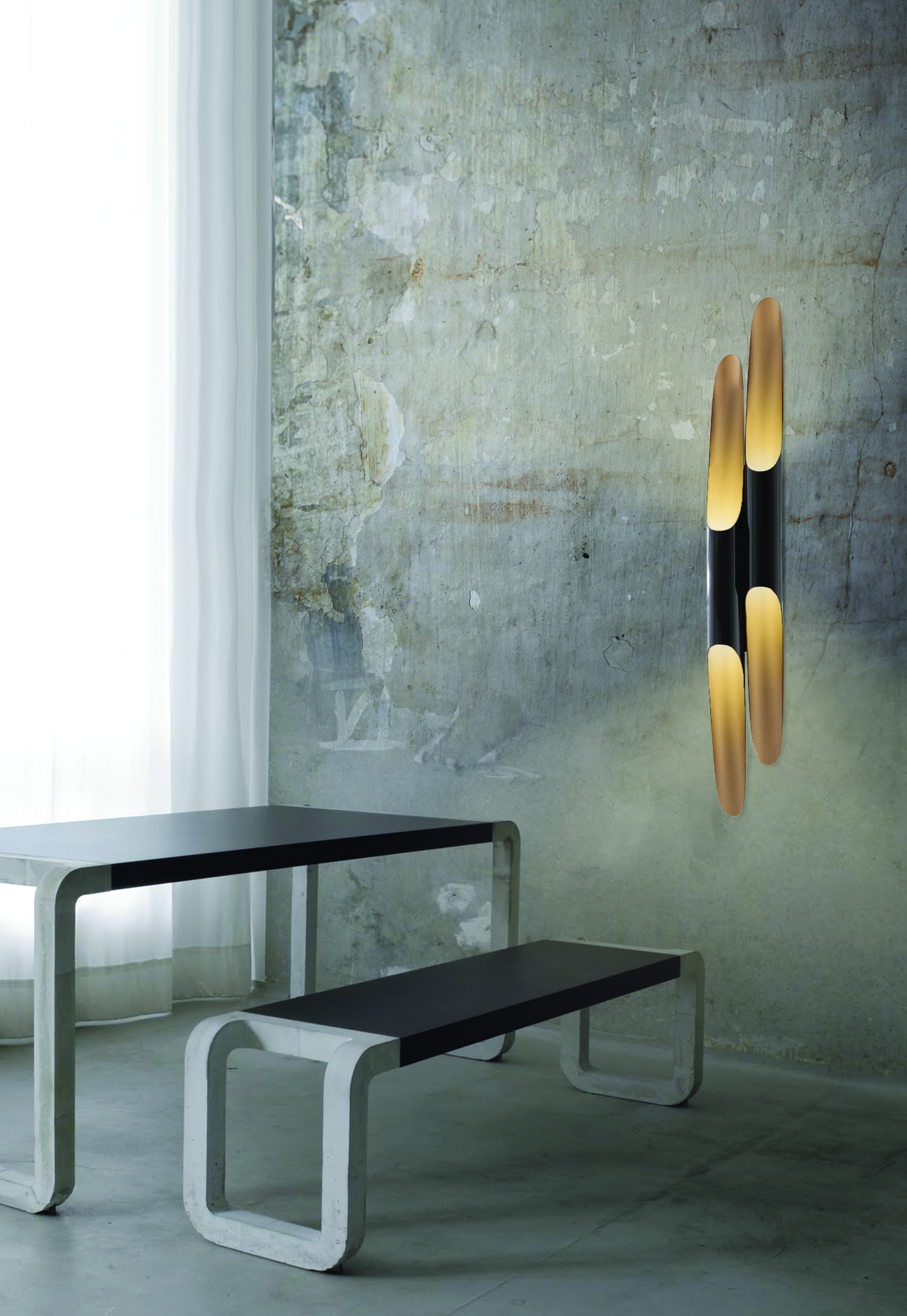 contemporary lighting pieces contemporary lighting pieces Get An Industrial Living Room With These Contemporary Lighting Pieces! Get The Industrial Living Room Look With These Contemporary Lighting Pieces 6