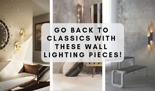 wall lighting pieces Go Back To Classics With These Wall Lighting Pieces! eau de parfum