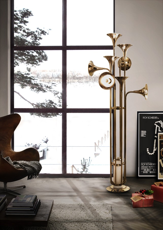 contemporary golden lamps contemporary golden lamps Best Deals: Contemporary Golden Lamps that are waiting for you! botti floor ambience 04 HR christmas
