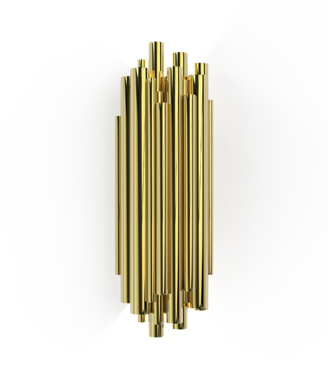contemporary golden lamps Best Deals: Contemporary Golden Lamps that are waiting for you! brubeck wall detail 02 HR