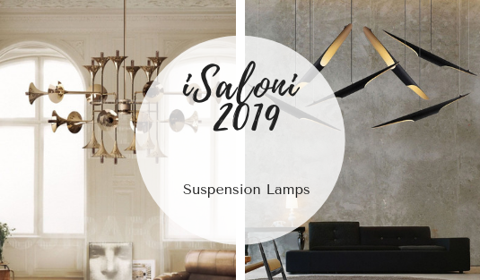 suspension lamps Discover which Suspension Lamps are going to brighten iSaloni 2019! foto capa cl 6