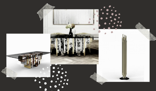 contemporary dining room décor Put Together a Luxurious Contemporary Dining Room Décor! foto capa cl