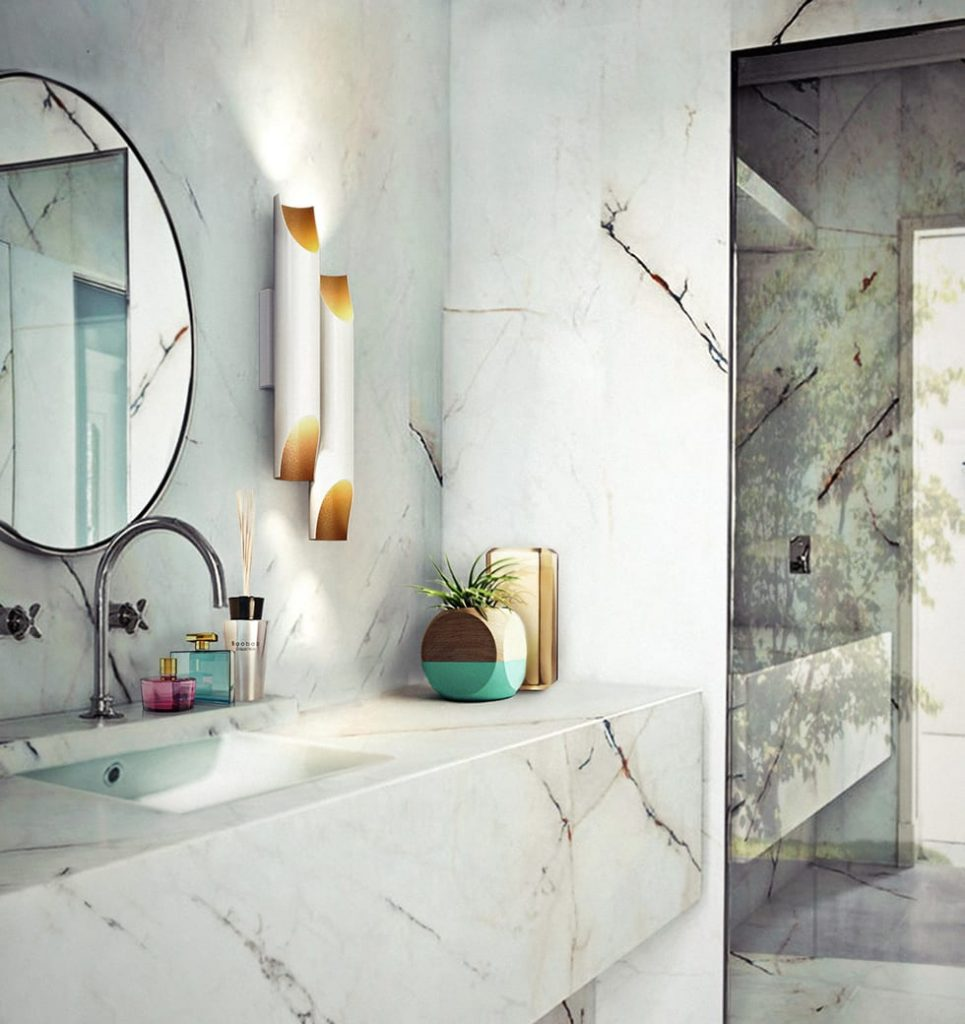 Best Deals: Choose The Perfect Lamp For Your Bathroom Décor!