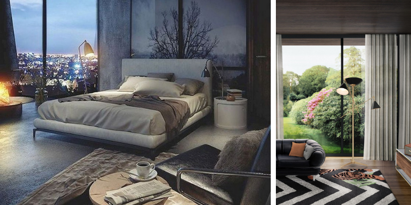 Renovate Your Modern Bedroom With These Floor Lamps! Design sem nome 21 1