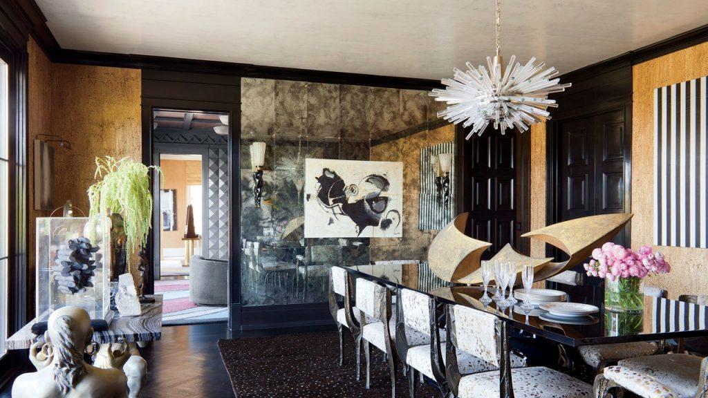 modern interior designers modern interior designers Best Of The Modern Interior Designs In Los Angeles! eccentric home in bel air 1024x576