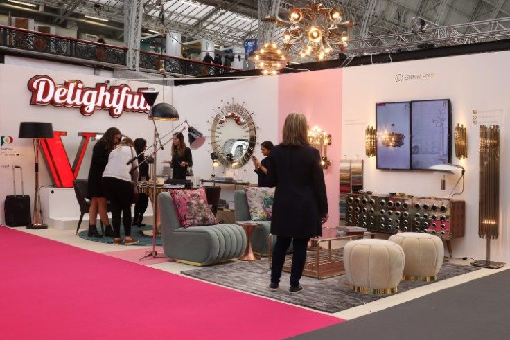 100% design 100% Design London Is Just Around The Corner Get The Scoop Here! 100 Design September 2017 DelightFULL Takes Over London 2