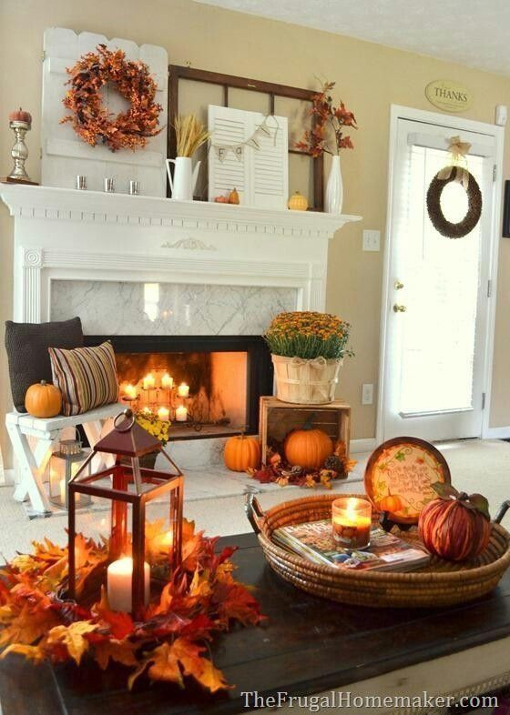 What is Hot on Pinterest: Fall in Love With These Fall Home Decorations! fall home decoration What is Hot on Pinterest: Fall in Love With These Fall Home Decorations! 2 3