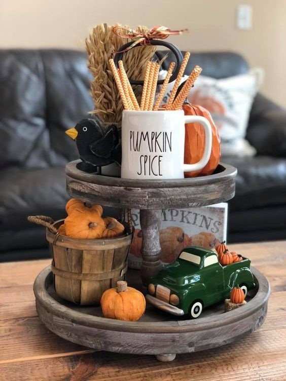What is Hot on Pinterest: Fall in Love With These Fall Home Decorations! fall home decoration What is Hot on Pinterest: Fall in Love With These Fall Home Decorations! 4 2